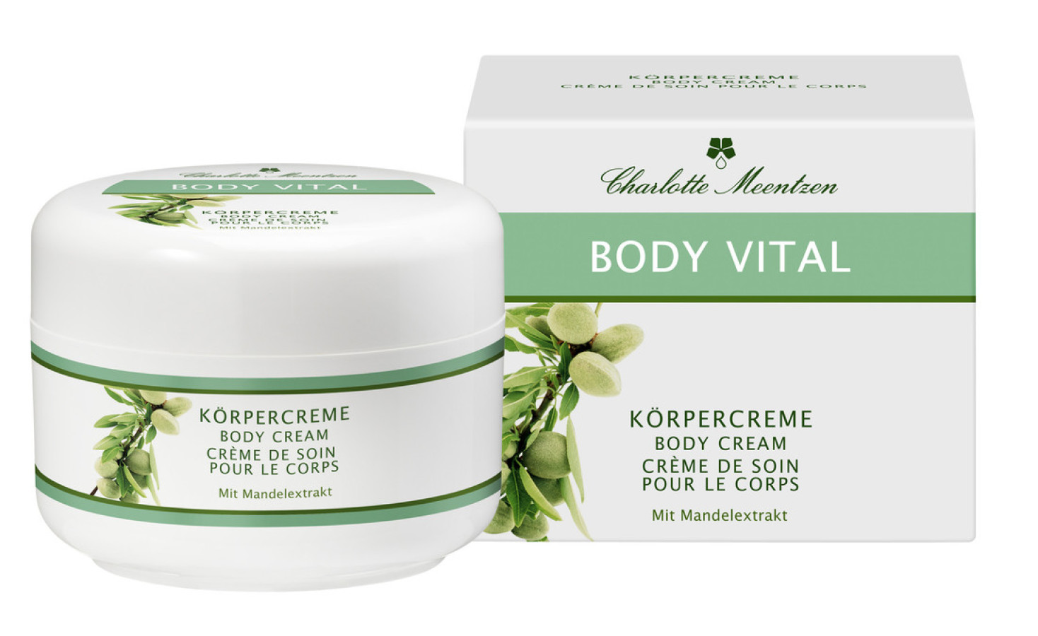 Body Vital Körpercreme 250ml